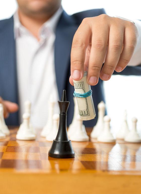 Gagner de l'argent en jouant aux échecs