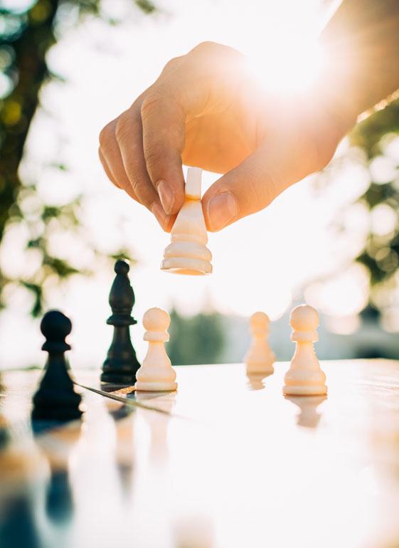 Tactique et stratégie